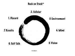 Back on Track Graphic