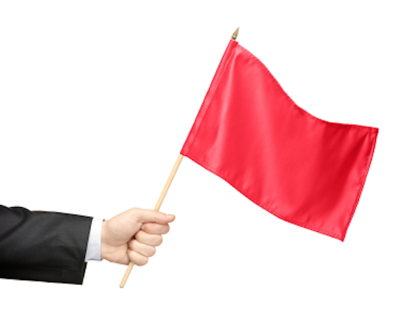 red-flags warning